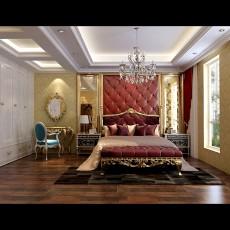 卧室吊灯max3d模型下载