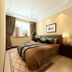 卧室max3d模型下载