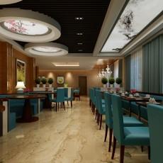 2014餐厅3d模型下载