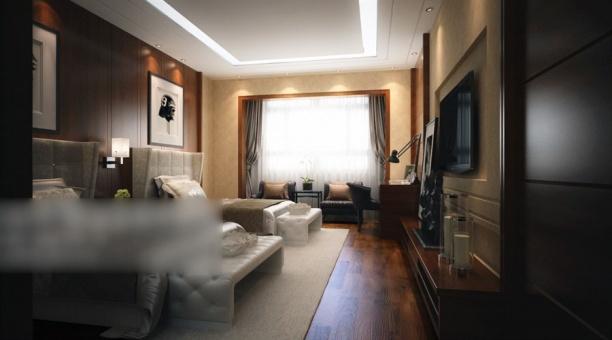 客房3dmax模型
