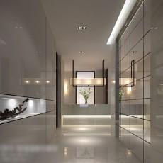 工装走廊3d模型下载