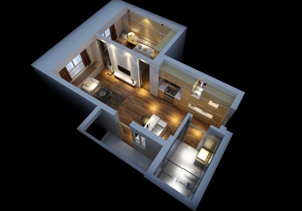 家装模型下载