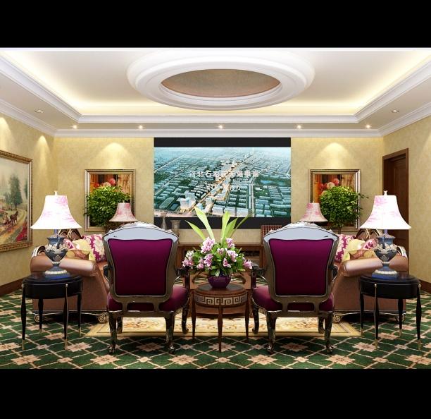 3d客厅家具模型