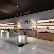 瓷器店3d模型下载