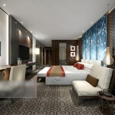 卧室整套3d模型下载
