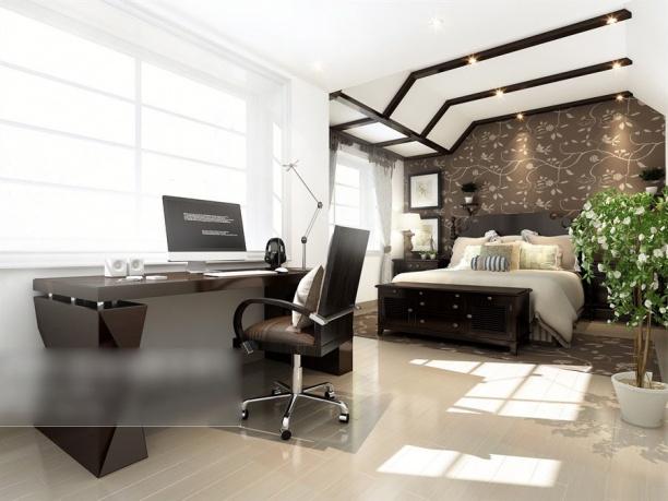 卧室吊顶3d模型