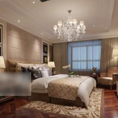 卧室吊灯3d模型下载