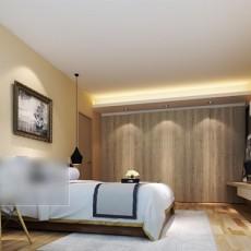 卧室灯3d模型下载