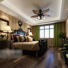 卧室整体3d模型下载
