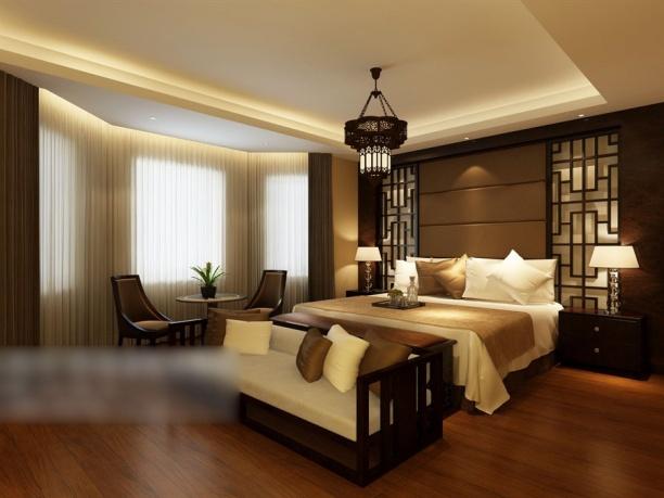 卧室家具3d模型
