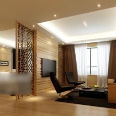 客厅隔断3d模型下载