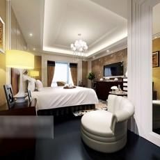 卧室灯具3d模型下载