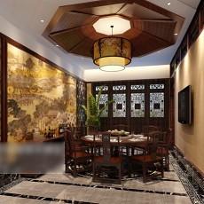 餐厅背景墙3d模型下载