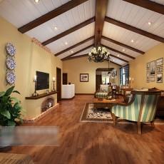 客厅木质吊顶3d模型下载