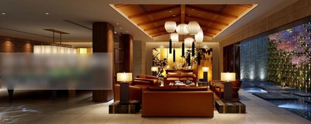 客厅组合沙发模型