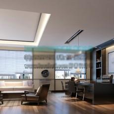 经理室沙发3d模型下载