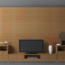 电视墙单体3d模型下载