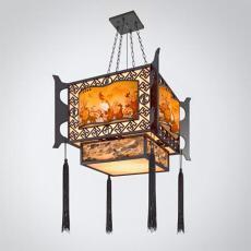 古典灯具3d模型下载
