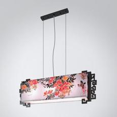 中式灯具3d模型下载