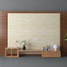 东南亚风格电视墙3d模型下载