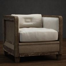 max单人沙发3d模型下载