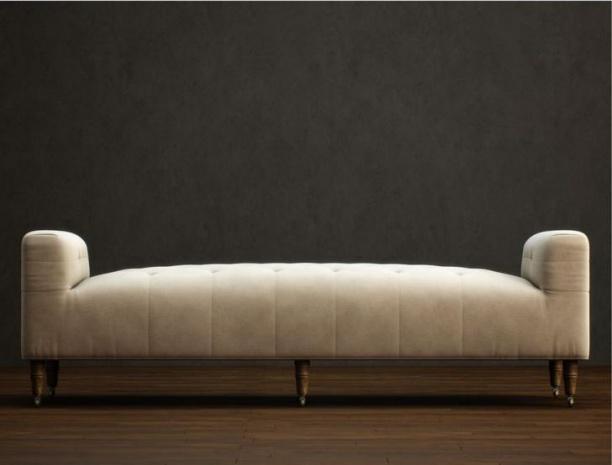 现代风格3d沙发模型免费下载