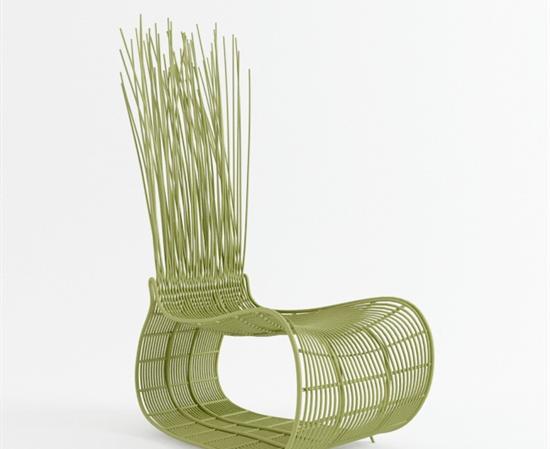 创意椅子3D模型下载