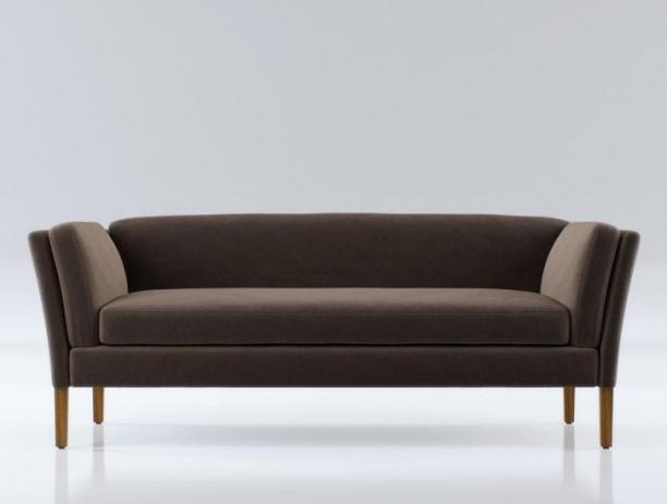 现代简约沙发 3d模型下载