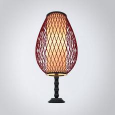 灯笼造型台灯3d模型下载