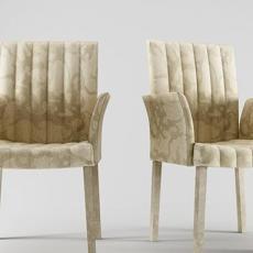 扶手椅 3d模型下载