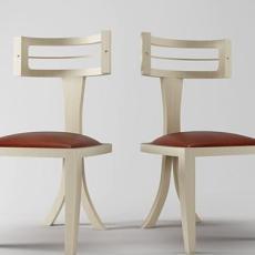 餐厅椅子3d模型下载