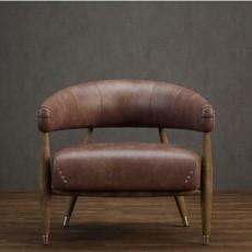 皮质单椅  3d模型下载