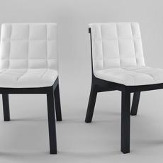 现代风格单椅 3d模型下载