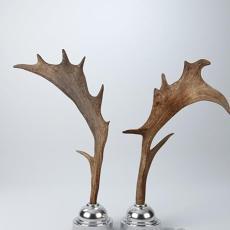 木质雕塑摆件  3d模型下载
