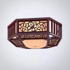 中式古典吊灯三维3d模型下载