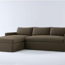 max组合沙发3d模型下载