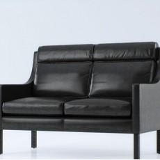 简约双人沙发 3d模型下载