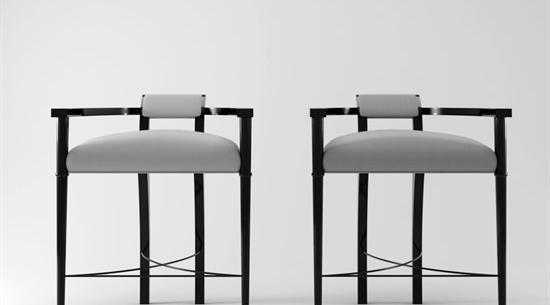 吧台椅 3d模型下载