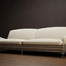 最新沙发免费3d模型下载
