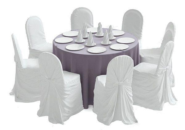 餐厅餐桌组合3d模型下载