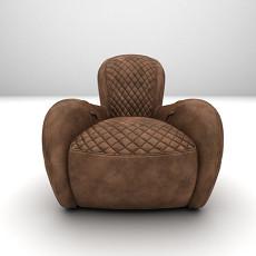 三维沙发3d模型下载