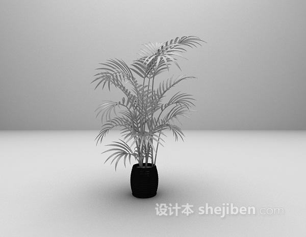 室内绿植模型下载