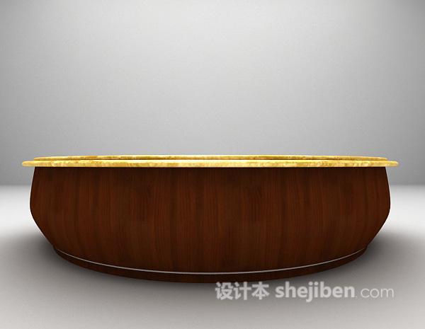 欧式个性凳子3d模型下载