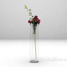 鲜花摆设品3d模型下载