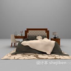 床具大全3d模型下载