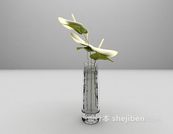 花卉3d模型下载