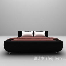 皮质床3d模型下载