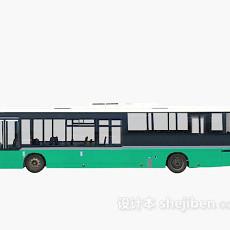 公交车车3d模型下载