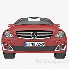 奔驰车辆3d模型下载