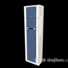 直立空调 3d模型下载